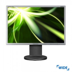 Used Monitor 2243BW TFT/Samsung/22/1680x1050/wide/Silver/Black/VGA & DVI-D
