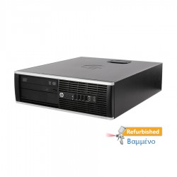 HP 8300 SFF i3-3220/4GB DDR3/250GB/DVD/7P Grade A+ Refurbished PC