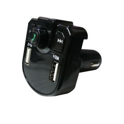 Car MP3 Player Fm Transmitter w/Dual USB Charger 3.1A M12-M9