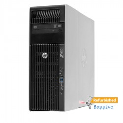 HP Z620 Tower Xeon 2xE5-2620(6-Cores)/16GB DDR3/500GB/NVIDIA 2GB/DVD Grade A Workstation Ref.PC