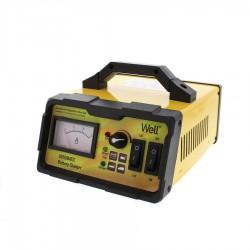 Φορτιστής-Επανορθωτής μπαταρίας αυτοκινήτου 12V, 24V, 15A Well CHAR-CAR-15121-WL