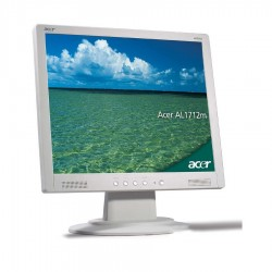 Used Monitor AL1712 TFT/Acer/17