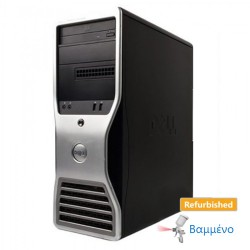Dell 490 Tower 2xXeon 5060/4GB DDR2/250GB/Nvidia 512MB/DVD Grade A Workstation Ref. PC