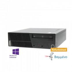 Lenovo M93p SFF i5-4570/4GB DDR3/500GB/DVD/10P Grade A Refurbished PC