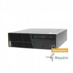 Lenovo M93p SFF i5-4570/4GB DDR3/250GB/DVD/8P Grade A Refurbished PC