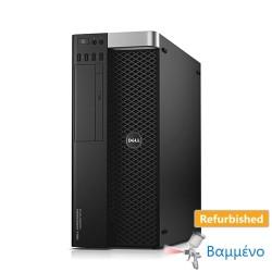 DELL T5810 QC E5-1607v3/16GB DDR3/256GB SSD/DVD/Nvidia 2GB Grade A+ Workstation Refurbished PC