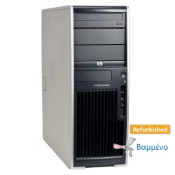 HP XW4600 Tower C2Q-Q6600/4GB DDR2/250GB/Nvidia 256MB/DVD Grade A+ Workstation Refurbished PC