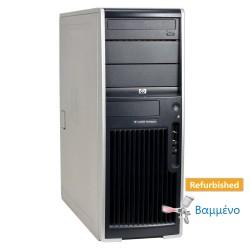 HP XW4600 Tower C2Q-Q9700/4GB DDR2/250GB/Nvidia 256MB/DVD/7P Grade A+ Workstation Refurbished PC