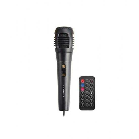 Omega Ηχείο 20W Bluetooth Karaoke με Μικρόφωνο OG83