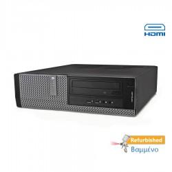 Dell 390 Desktop i3-2120/4GB DDR3/320GB/DVD/7H Grade A+ Refurbished PC