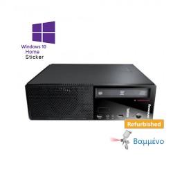 Lenovo M700 SFF G4400/4GB DDR4/500GB/DVD/10H Grade A Refurbished PC