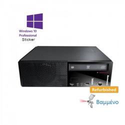 Lenovo M700 SFF i5-6400/4GB DDR4/500GB/DVD/10P Grade A Refurbished PC