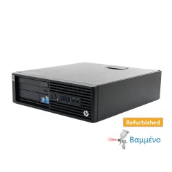 HP Z230 SFF i5-4590/4GB DDR3/250GB/No ODD/8P Grade A Workstation Refurbished PC