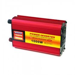 POWER INVERTER 1000W 12V DC TO 220V AC