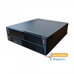 Lenovo A58 SFF C2D-E8400/4GB DDR2/250GB/DVD-RW Grade A+ Refurbished PC