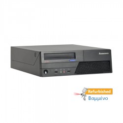 Lenovo M58 SFF C2D-E8400/4GB DDR2/160GB/DVD-RW/7P Grade A+ Refurbished PC