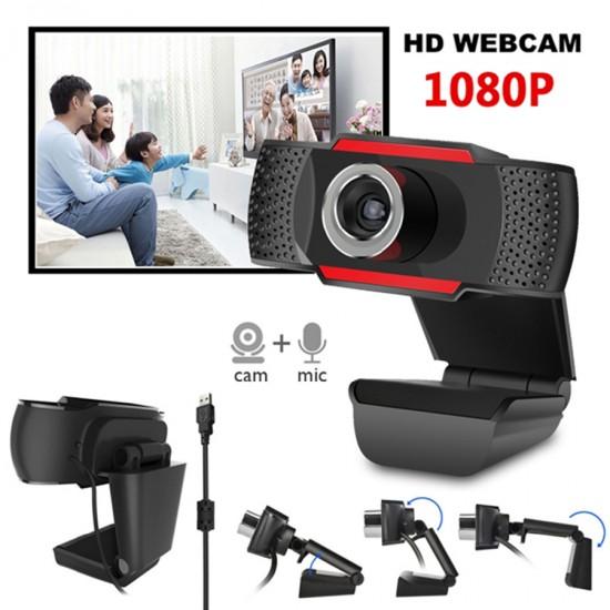 USB Web Κάμερα με μικρόφωνο 1080P Χ22