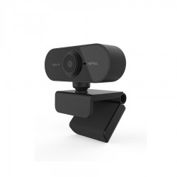 USB Web HD Κάμερα με μικρόφωνο 1080P PC-W1