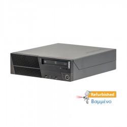 Lenovo M81 SFF i5-2400/4GB DDR3/250GB/DVD/7P Grade A+ Refurbished PC