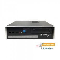 Viglen VIG644M SFF i5-3330/4GB DDR3/250GB/DVD/7P Grade A+ Refurbished PC
