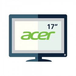 Used Monitor TFT/Acer/17