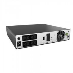 UPS ONLINE RACKMOUNT 1KVA/900W LCD Aster 1K