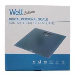 Ηλεκτρονική Ζυγαριά Well SCALE-PRS-BLOOMWL