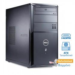 Dell Vostro 270 Tower i5-3470/4GB DDR3/500GB/DVD/7P Grade A+ Refurbished PC