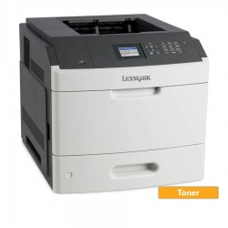 Used Laser Printer Lexmark MS811DN Mono Δικτυακός ( με toner)