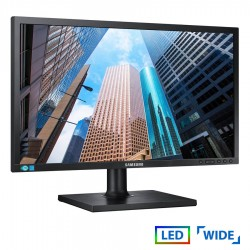 Used Monitor S24C450 LED/Samsung/24/1920x1080/Wide/Black/Grade B/VGA & DVI-D