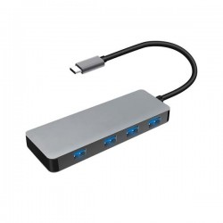Hub USB Type C to USB 3.0 4-Port Platinet