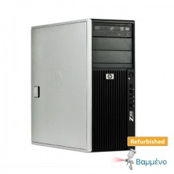 HP Workstation Z400 Tower Xeon W3565/4GBDDR3/250GB/ATi1GB/DVD-RW/7P Grade A Refurbised