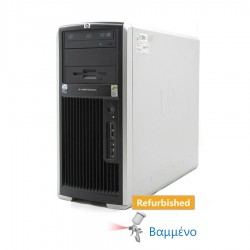HP Workstation xw8400 Tower 2 x Xeon 5150/4GB/250GB/ATI 256MB/DVD-RW Grade A Refurbised