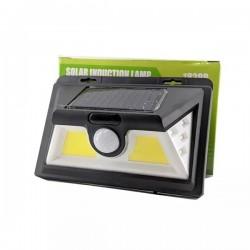 Ηλιακό Επιτοίχιο φωτιστικό / προβολέας LED με ανιχνευτή κίνησης 1828B