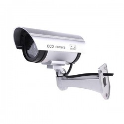 Bullet Dummy Κάμερα με LED DQ-128