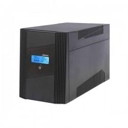 UPS 650VA Glamor LINE INTERACTIVE w/LCD