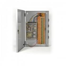 Τροφοδοτικό  CCTV Κάμερας 12V 12.5Α 18 εξόδους