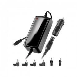 Τροφοδοτικό Αυτ/του Πολλαπλής εισόδου για Notebook  INPUT 100-240VAC & USB 5V/1A