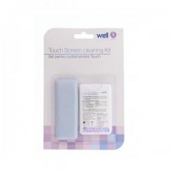 KIT καθαρισμού οθονών αφής 20ml Well CLP-SCREEN/LIQ-05-WL