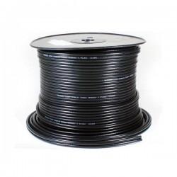 Καλώδιο RG59 305m με 75R power supply 1X0.81MM Χαλκός + 128X0.12MM CCA / 6MM PVC Well RG59/2C-CU/CCA