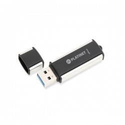PLATINET USB 2.0 X-DEPO  Flash Disk 128GB μαύρο PMFE128