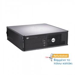 Dell 780 SFF C2D-E7500/4GB DDR3/250GB/DVD/7P Grade A+ Refurbished PC