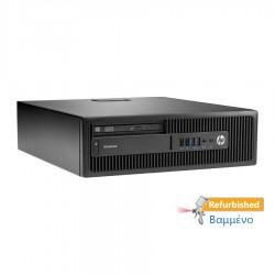 HP 600G1 SFF i5-4570/4GB DDR3/500GB/DVD/8P Grade A+ Refurbished PC