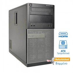 Dell 390 Tower i5-2400/4GB DDR3/250GB/DVD/7P Grade A+ Refurbished PC