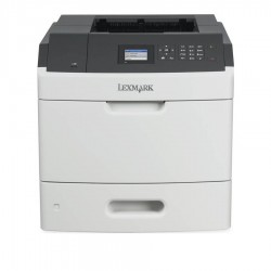 Used Laser Printer Lexmark MS811DN Mono Δικτυακός ( με high toner)