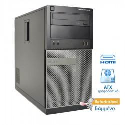 Dell 3010 Tower i5-3570/4GB DDR3/250GB/DVD/7P Grade A+ Refurbished PC