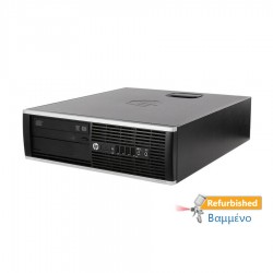 HP 4300Pro SFF i5-3340/4GB DDR3/250GB/DVD/8P Grade A+ Refurbished PC
