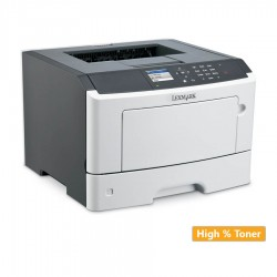 Used Laser Printer Lexmark M1145DN Mono Δικτυακός ( με high toner)