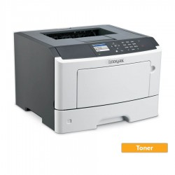 Used Laser Printer Lexmark M1145DN Mono Δικτυακός ( με toner)