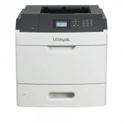 Used Laser Printer Lexmark MS812DN Mono Δικτυακός ( με high toner)